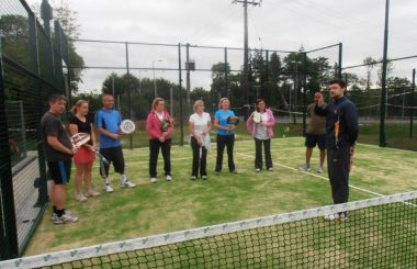 Padel Certification Course for Tennis Coaches