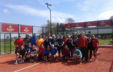 Spanish players dominate an excellent Dublin Open