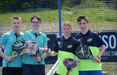 The Dublin Open is the first international test including IPE Kids by Madison