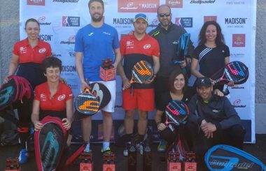 Great success at the Madison Dublin Open