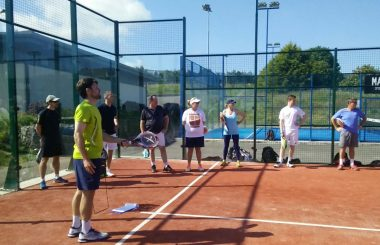 Padel Certification Course in Bushy Park in June