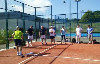 2nd Padel Certification Course for Tennis Coaches September 2017