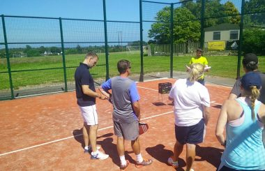 Padel Certification Course November 2018
