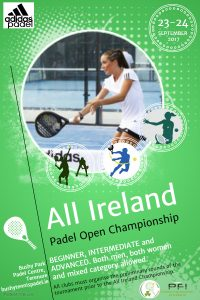 All Ireland Padel