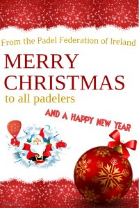 Christmas Padel Federation