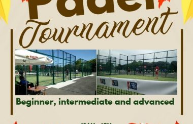 Spring Padel Tournament for all levels