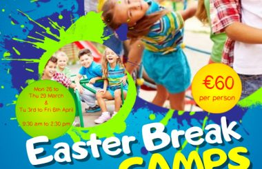Easter Padel Camps