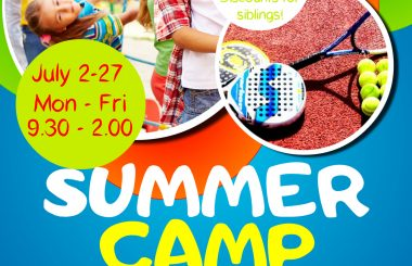 Bushy Park Summer Camps July 2018