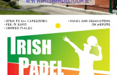 Rockbrook Padel Club – Irish Padel Tour 25 and 26 May
