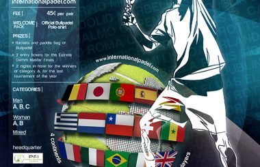 MADISON INTERNATIONAL PADEL TOURNAMENT 2019 AT BUSHY PARK
