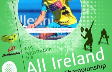 All-Ireland Padel Open Championship 2020