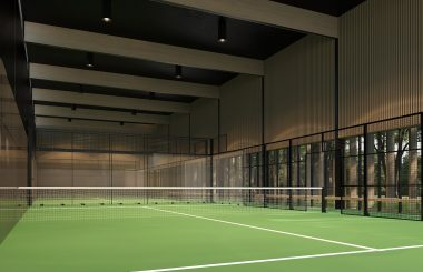 Adare Manor Padel