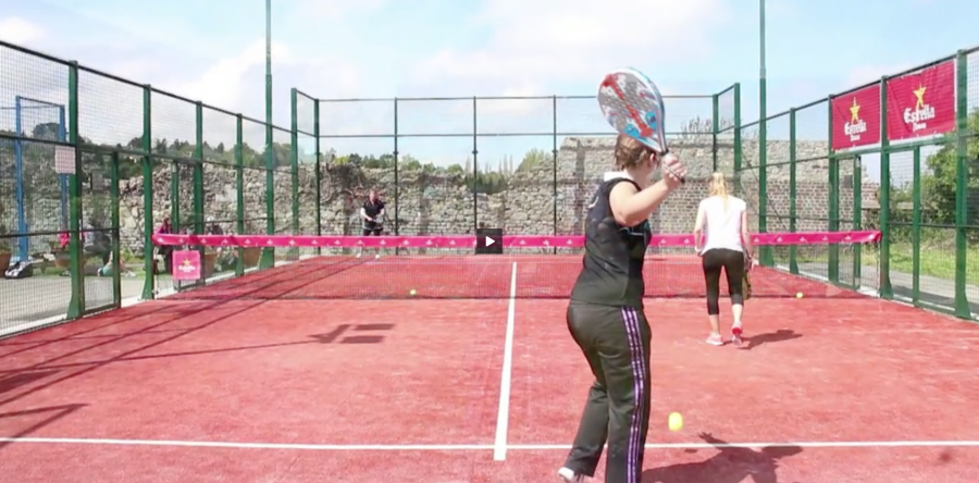 Video summary of the Dublin Madison Padel Experience