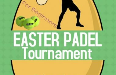 Easter Padel Tournament at Bushy Park